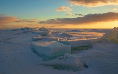Ледяной поход