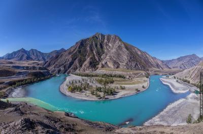 ~~~ Чуй-Оозы ~~~ Алтай река Чуя Катунь Altai river Multa vakomin