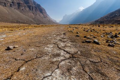Путь к Кайлашу Тибет Кайлаш Пейзаж горы Гималаи земля
