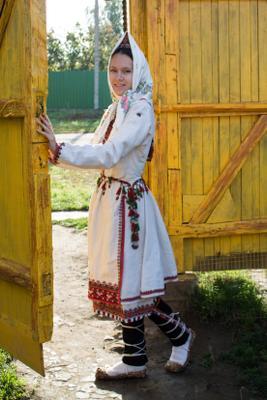 Марийский национальный костюм начала ХХ века национальный костюм марийцы
