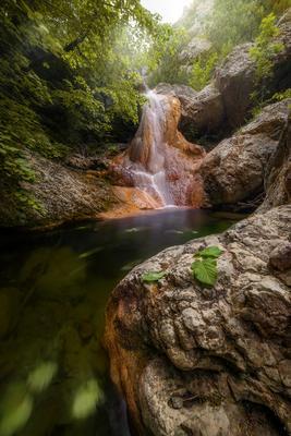 """""""Мелодия Крымских гор"""" мелодия водопад река горы крым весна лето листья"""