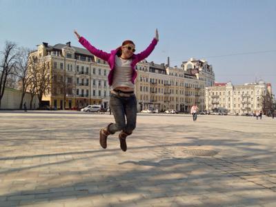 Радость в Киеве Киев