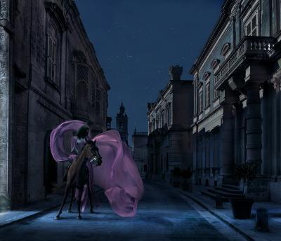 Night fairy мальта валетта модель конь лунный свет