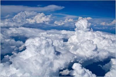 В третьем измерении Облака
