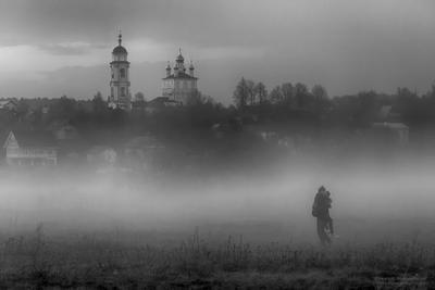 Туман Боровск туман