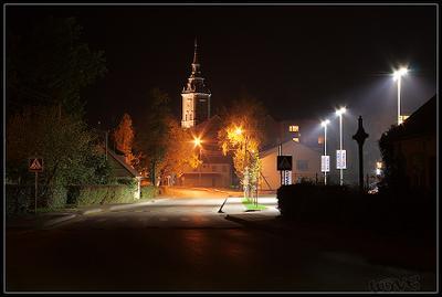 Night Colors Литва город ночь