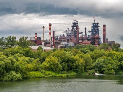 Косогорский металлургический завод. тула косая гора металлургический завод индустриальный пейзаж