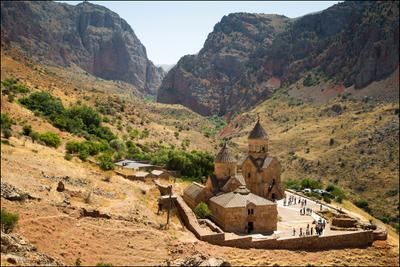 Нораванк Армения монастырь Нораванк