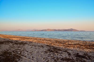 Утро в Греции. Остров Кос.