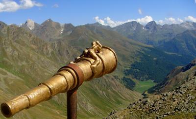 Альпы Альпы, Таль, сентябрь