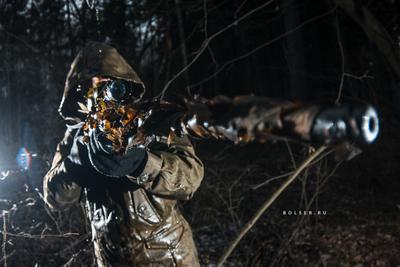 Охотник охотник оружие