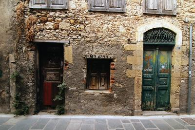 Старые стены старого города