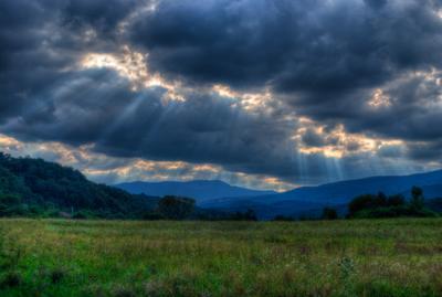 Свет Болгария пейзаж