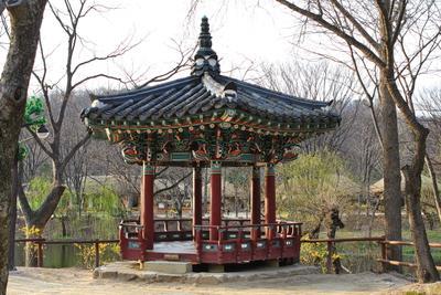 Весна в Корейской Деревне 3