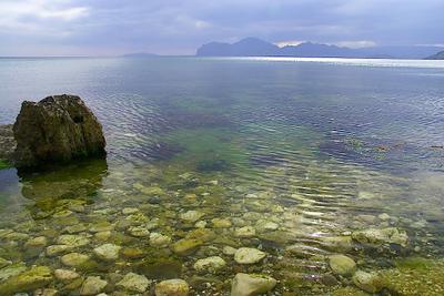 * * * Море, горы, Крым, природа