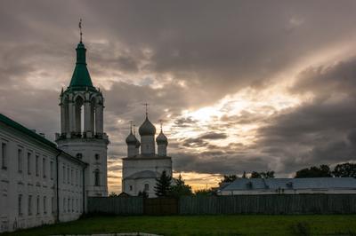 *** Ростов Великий Спасо-Яковлевский Димитриев монастырь