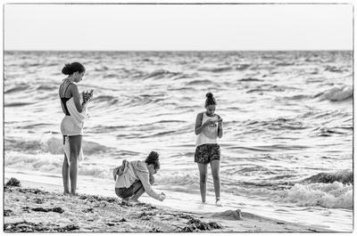 Поколение Джобс вода девочки телефоны