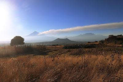 Вечер  у вулкана 2