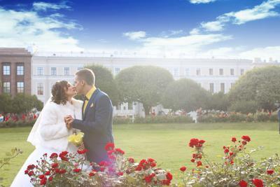Любовь любовь пара свадьба