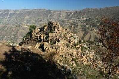 Гамсутль Дагестан Кавказ