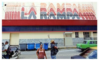 Cine La Rampa,Vedado,La Habana cuba la habana vieja libre isla bonita cubanos