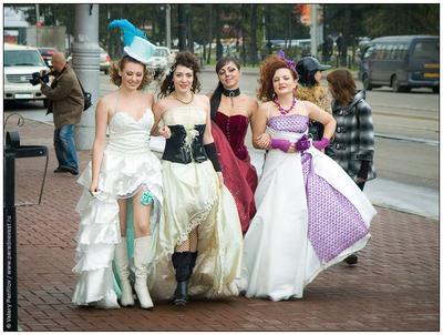 Парад невест. Иркутск. Осень'09 парад невест иркутск
