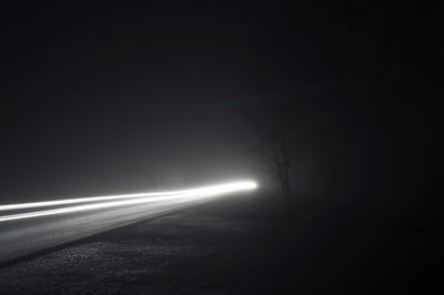 *** Ночь длинная выдержка дорога