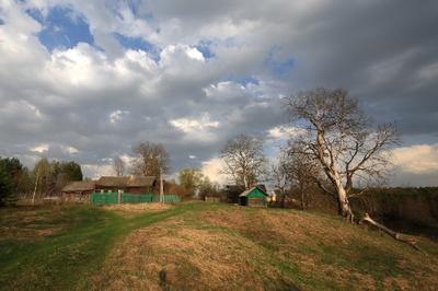 Вид на деревню Старово 2