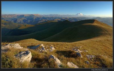 По тропинке к Эльбрусу Кавказ горы Эльбрус