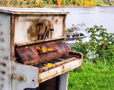 Осенний блюз музыка