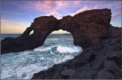 Арка исландия