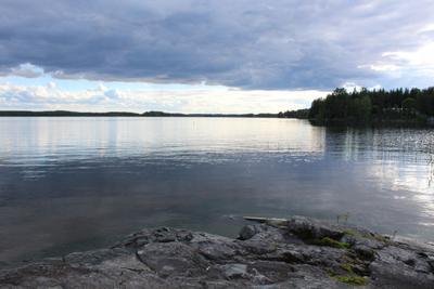 *** финляндия озеро сайма