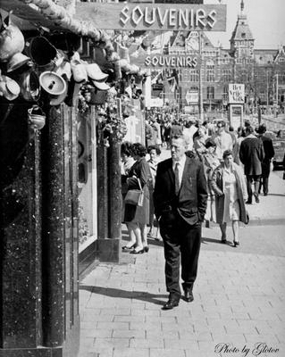 Ретро. Амстердамские зарисовки, 1969 (4) Амстердам Amsterdam Нидерланды Netherlands Nederland 1969