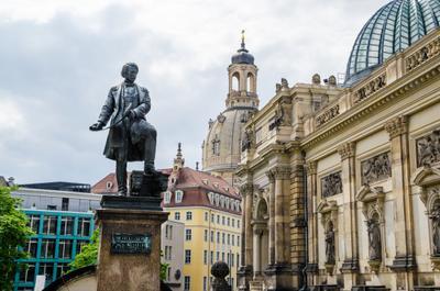 *** дрезден архитектура памятник германия