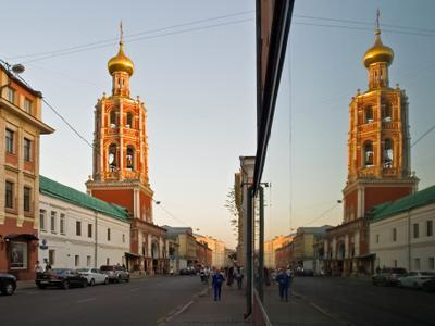 Москва. Улица Петровка москва петровка