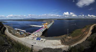 Богучанская ГЭС ангара гэс кежма богучаны