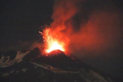 Этна, 17 ноября 2013. Этна, извержение, etna, volcano, eruption,