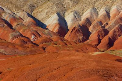 Трюфельные горы горы трюфель пустыня красные холмы