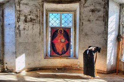 *** храм собор икона аналой молитва