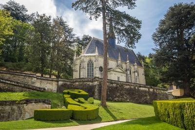 Chateau d'Usse. La Chapelle. chapelle Usse shateau