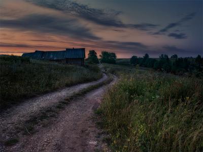Рассвет, который некому встречать... Марий Эл Мариййская Швейцария Каменная гора