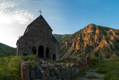 Церковь Зорац Церковь Зорац Армения armenia Zorac