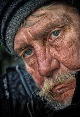 Человек без хатки... Бездомные люди