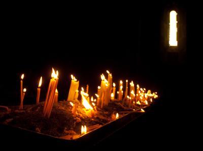 К Свету свечи, храм