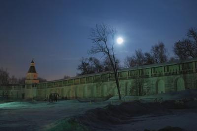 Ночь и тишина