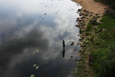Рыбалка в Торжке