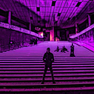 Розовый свет