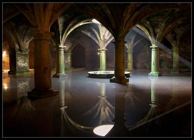 Португальская Цистерна. Марокко, Цистерна, Эль-Джадида