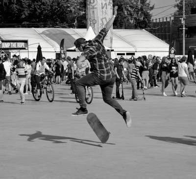 *** фестиваль спорт скейт