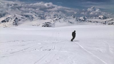 12 05 05 Эльбрус ледник